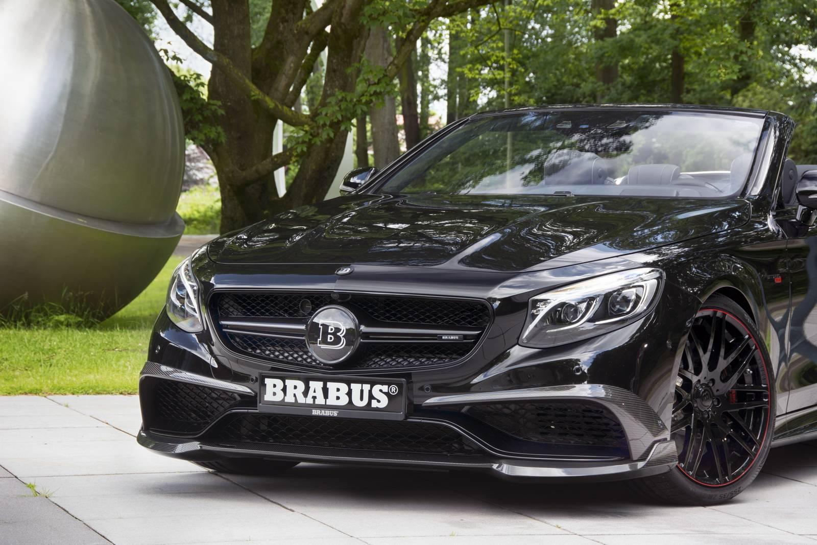official 850hp brabus mercedes amg s63 cabriolet gtspirit. Black Bedroom Furniture Sets. Home Design Ideas