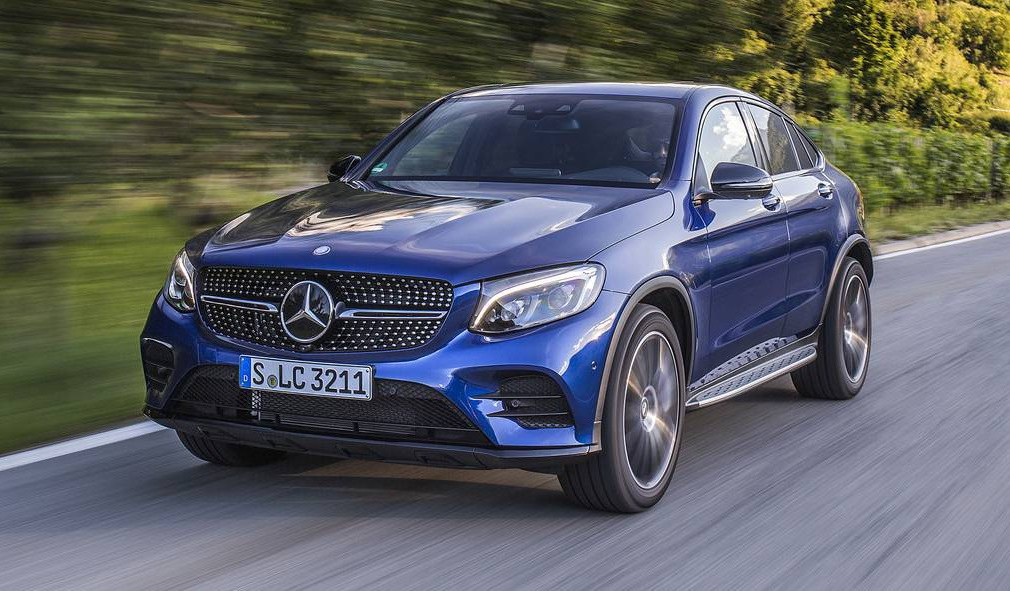 2017 Mercedes Benz Glc Coupe Review