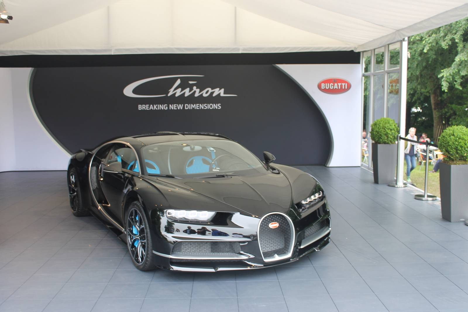 bugatti chiron black edition - photo #39