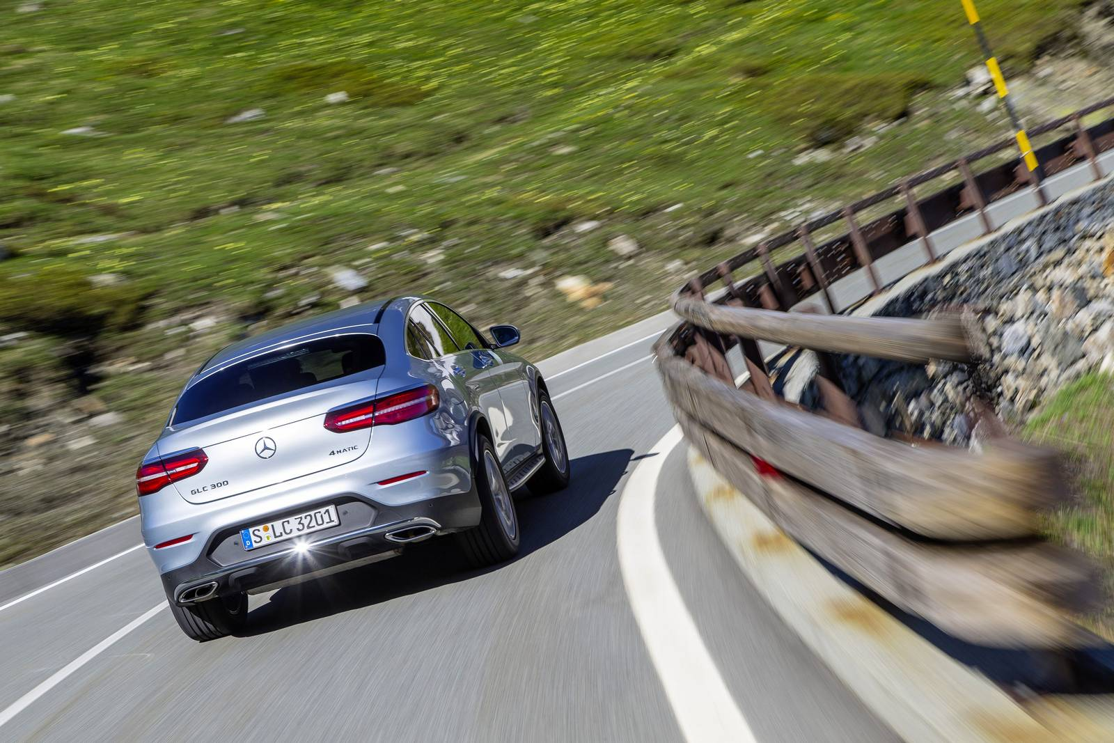 2017 Mercedes Benz Glc Coupe Review Gtspirit