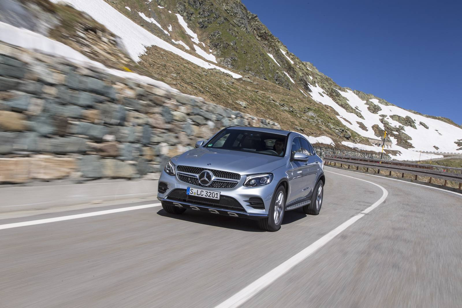 2017 mercedes benz glc coupe review gtspirit for 2017 mercedes benz glc 300