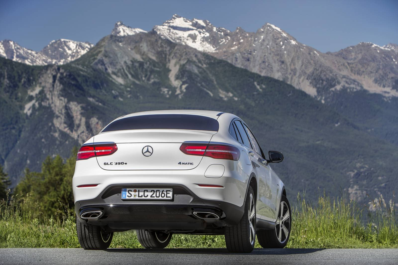 2017 mercedes benz glc coupe review gtspirit