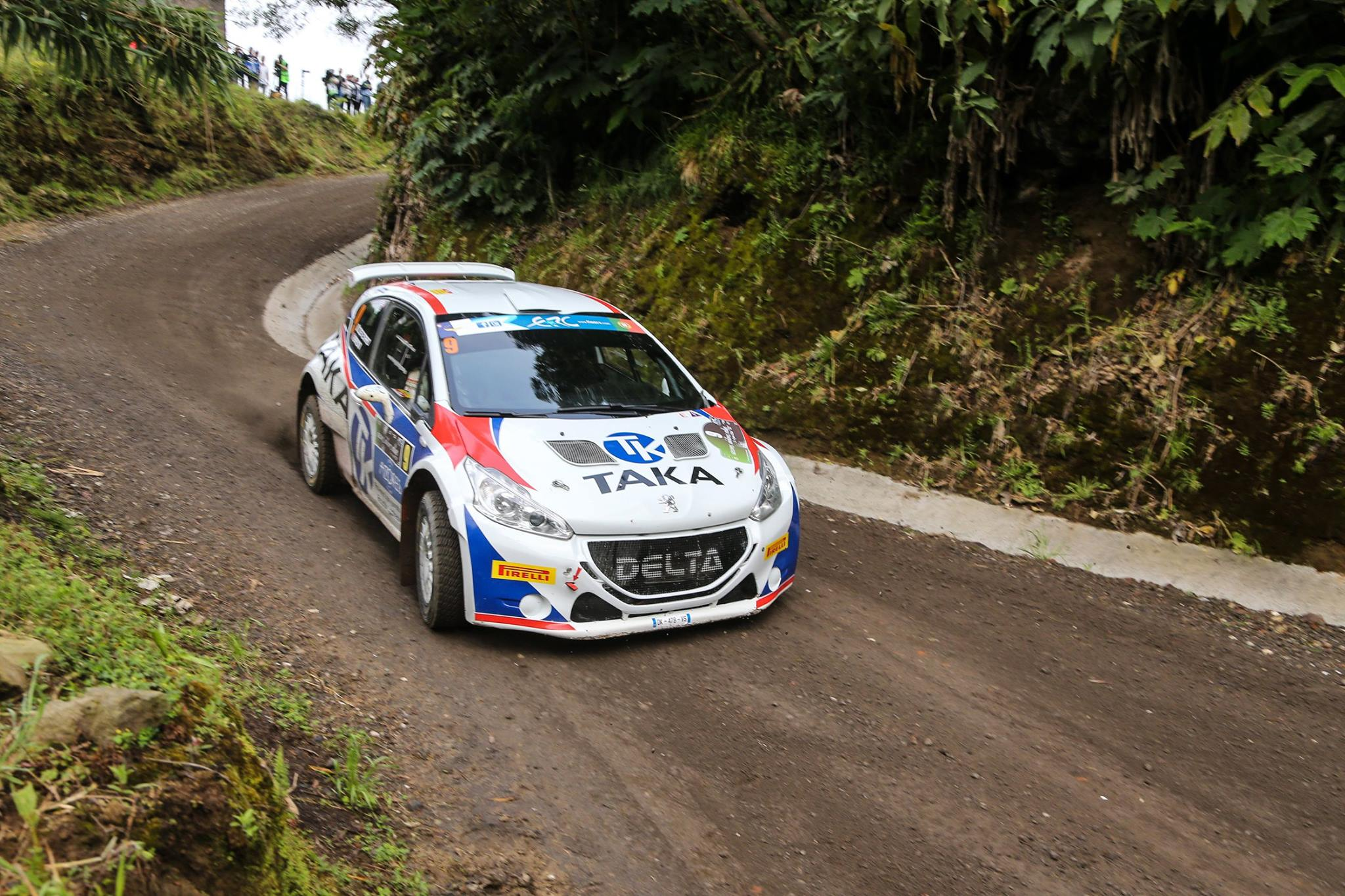fia erc ford dominates azores rally with full podium in portugal gtspirit. Black Bedroom Furniture Sets. Home Design Ideas