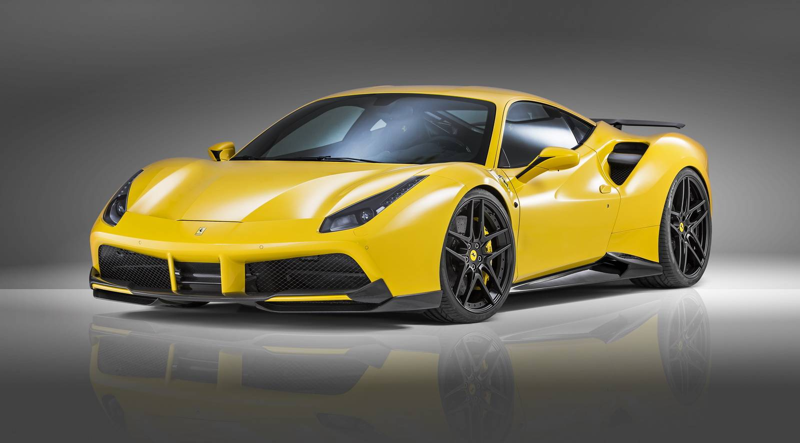 2017 Ferrari 458 Price >> Official: 772hp Novitec Rosso Ferrari 488 GTB - GTspirit