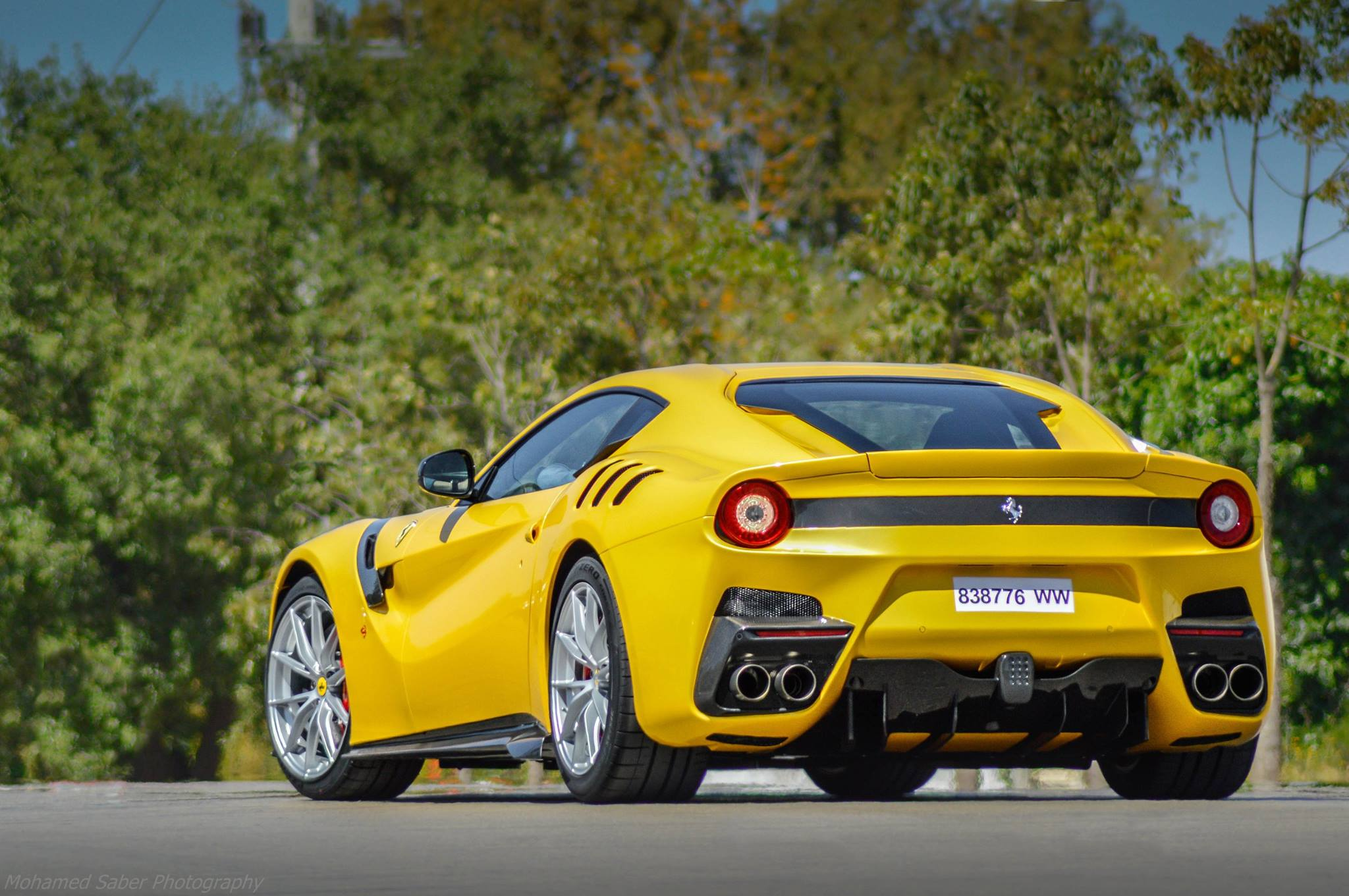 Morocco Receives Its First Ferrari F12tdf Gtspirit
