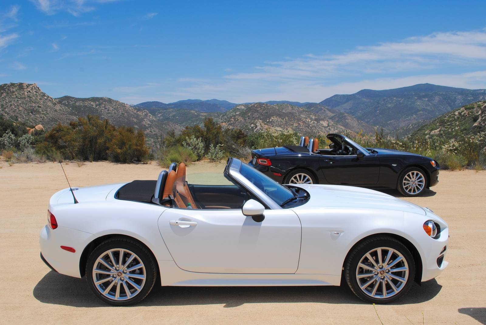 2017 fiat 124 spider review gtspirit. Black Bedroom Furniture Sets. Home Design Ideas