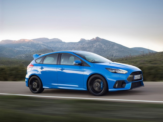 How To Modify The 2016 Ford Focus Rs