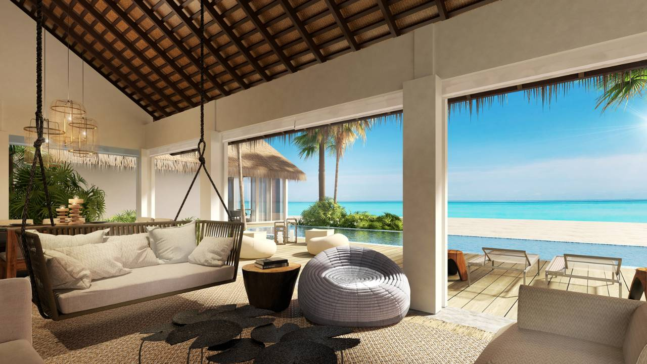 four seasons private island maldives at voavah to open this year