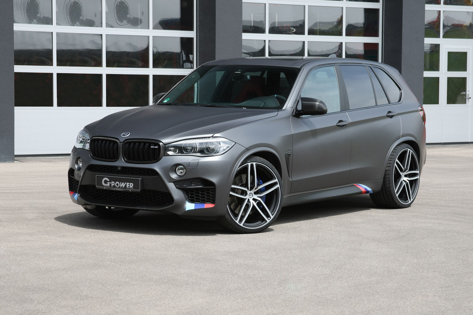 G Power Unleashes Bmw X5 M With 750hp Gtspirit