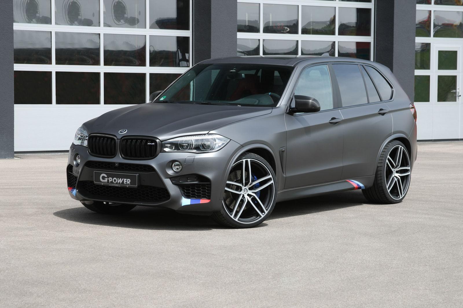 BMW Convertible bmw x5 m edition G-Power Unleashes BMW X5 M with 750hp - GTspirit