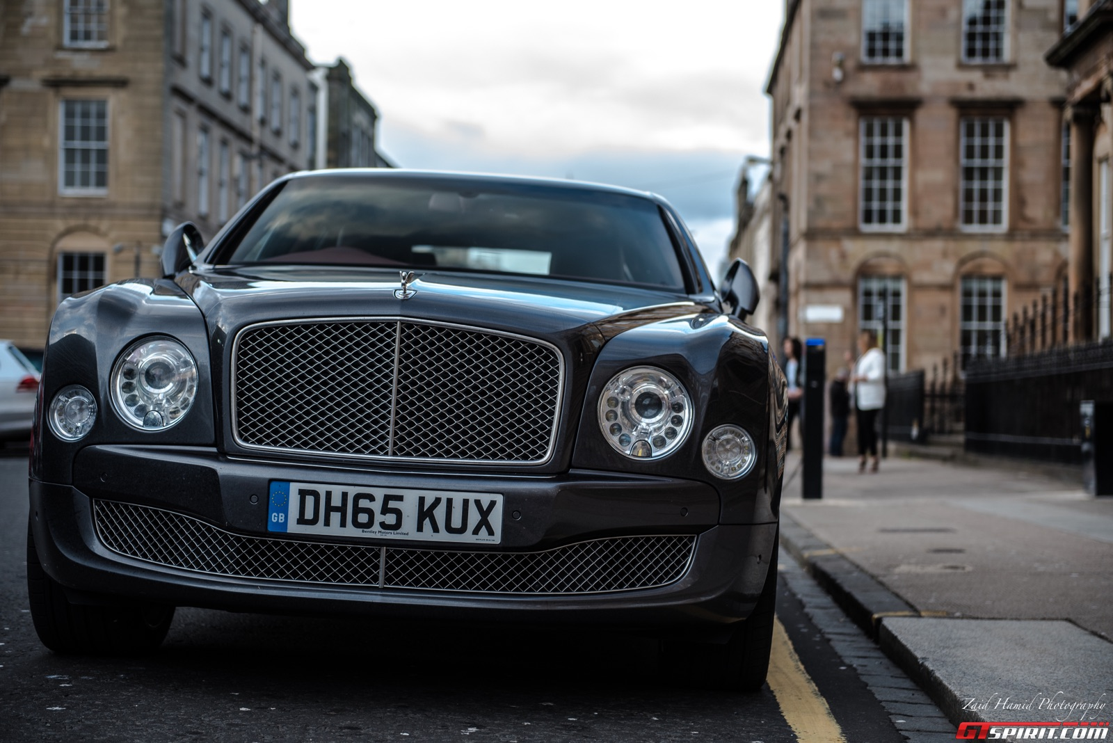 Bentley Mulsanne Scotland
