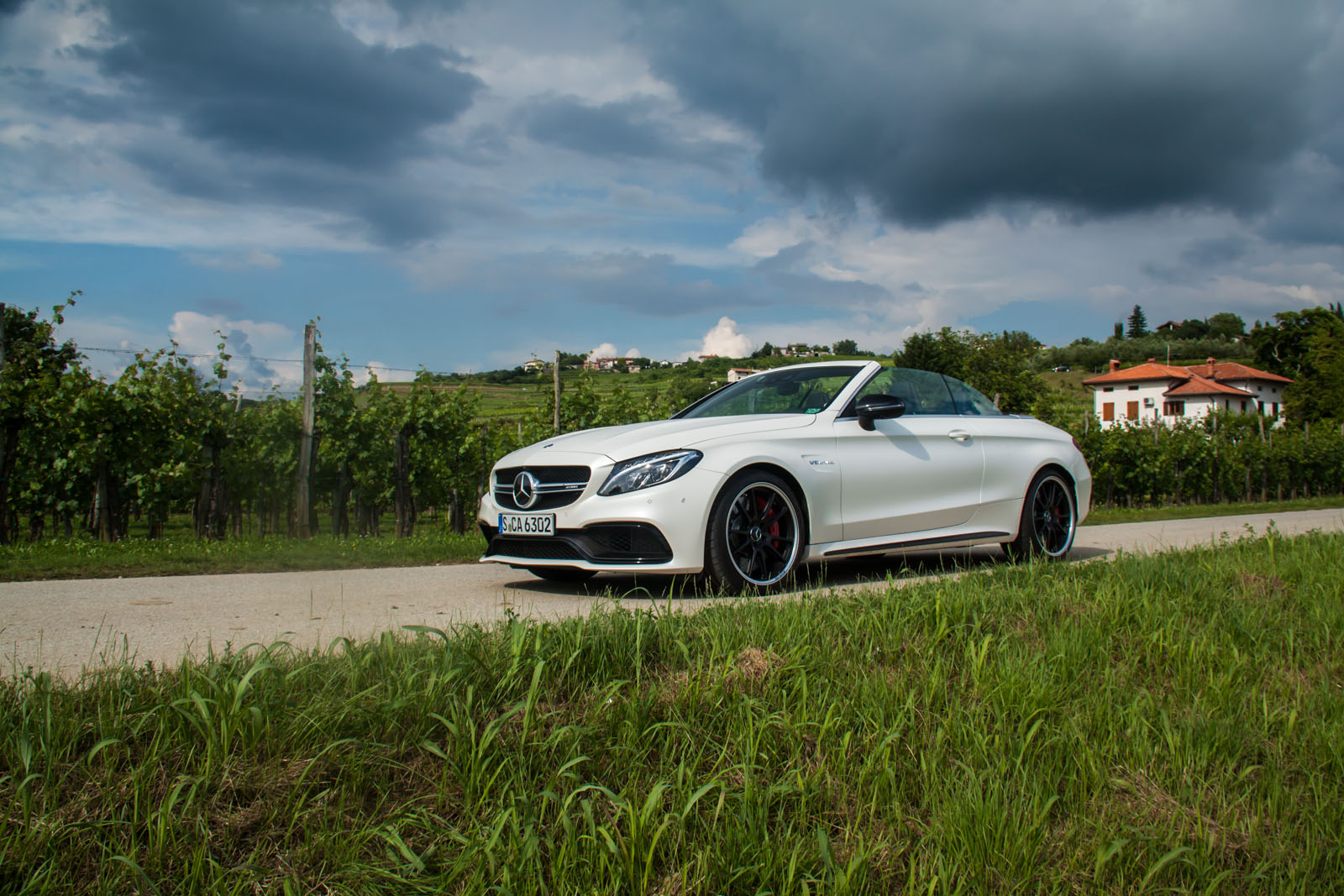 2017 mercedes amg c63 s cabriolet review gtspirit. Black Bedroom Furniture Sets. Home Design Ideas