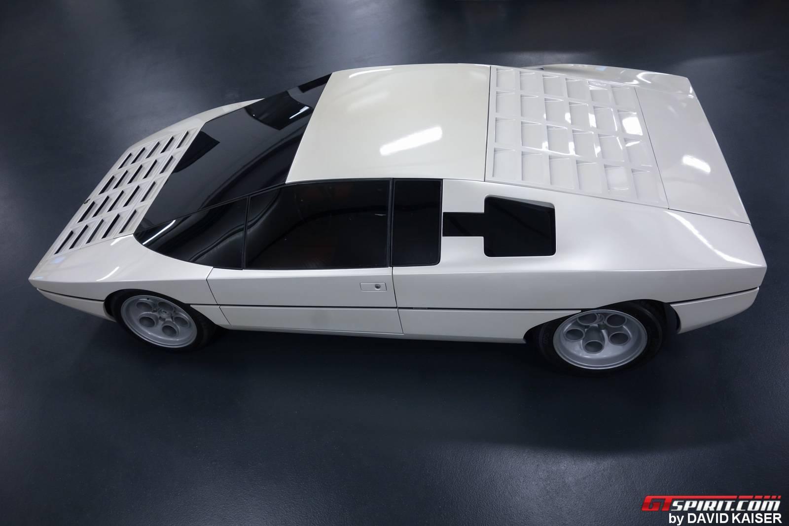 Car Of The Day 1974 Lamborghini Bravo Gtspirit