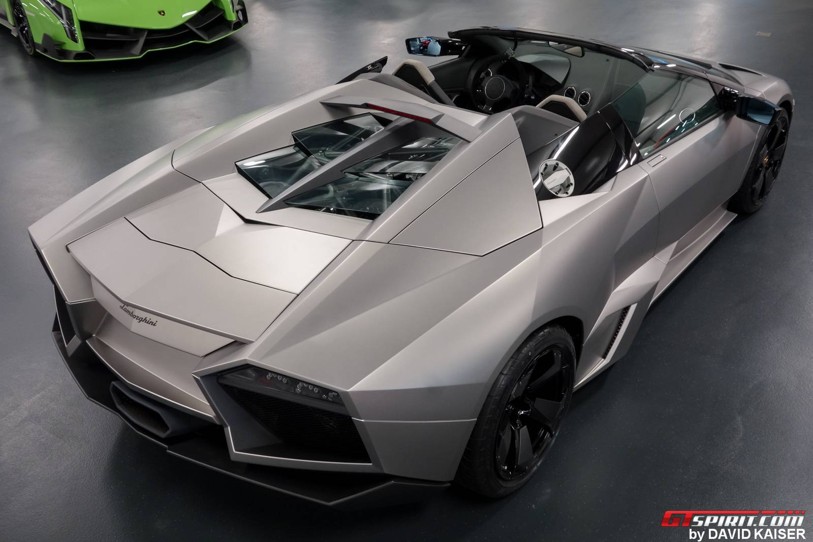 Photo Of The Day Lamborghini Reventon Roadster Gtspirit