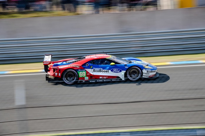 Le Mans 2016 Ford GT