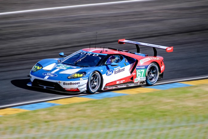 Le Mans Track 2016 Ford GT