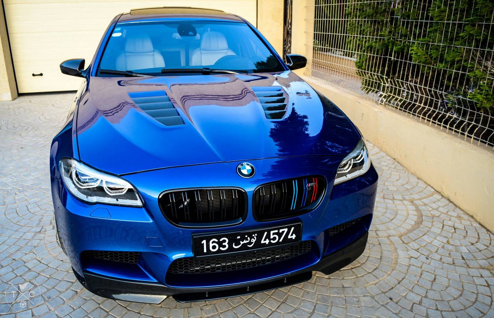 740hp Manhart Bmw F10 M5 Most Powerful Bmw In Tunisia