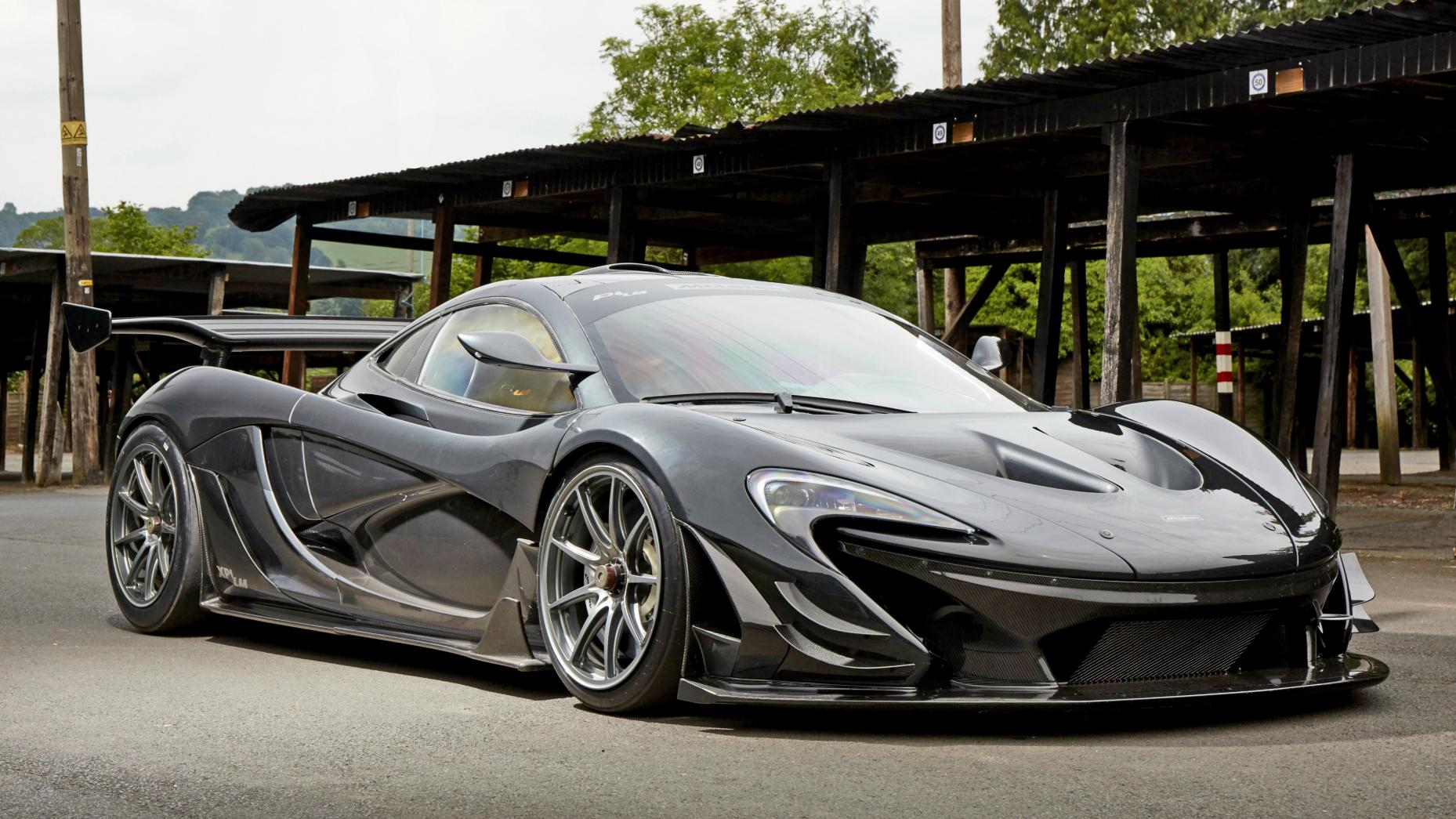 Extreme McLaren P1 LM Revealed Ahead of Goodwood 2016
