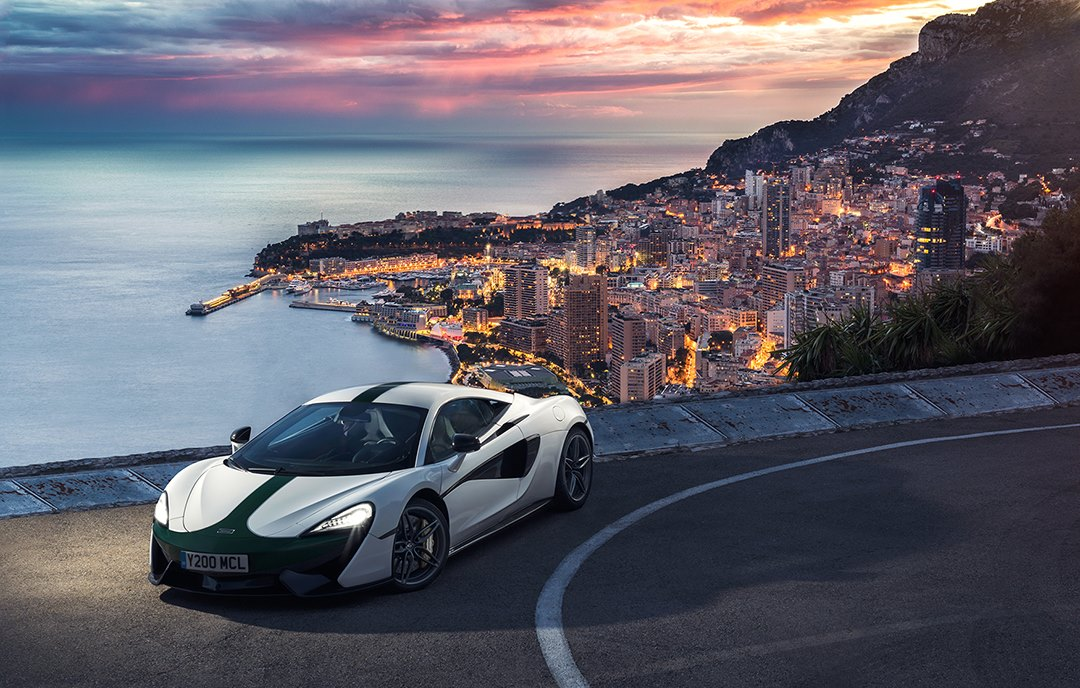 meet the mclaren 570s monaco gp edition gtspirit. Black Bedroom Furniture Sets. Home Design Ideas