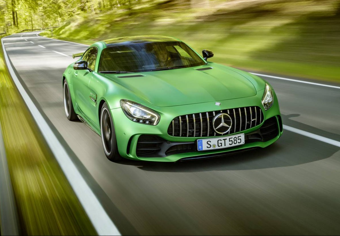 official 2017 mercedes amg gt r gtspirit. Black Bedroom Furniture Sets. Home Design Ideas