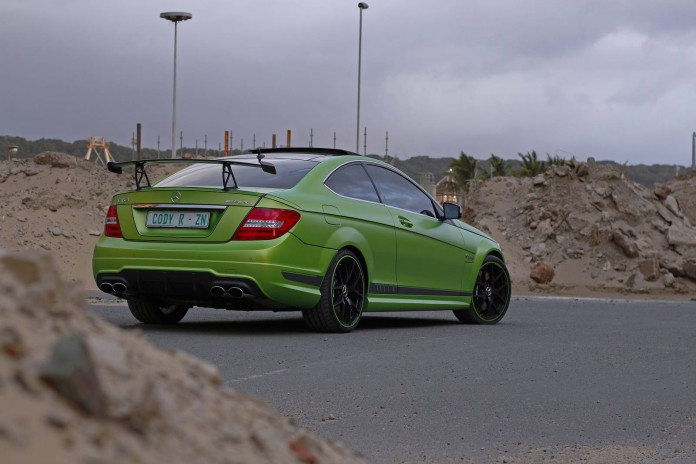 Mercedes-Benz C63 AMG Coupe Legacy Edition (3)