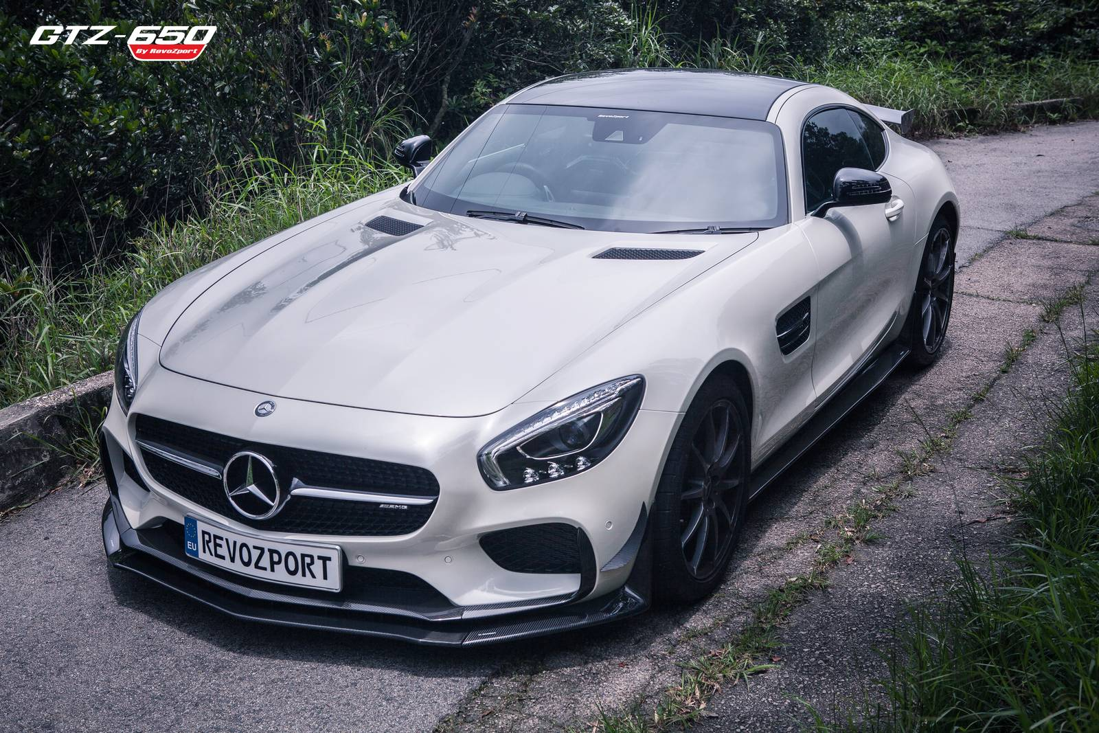 Official revozport gtz 650 package for mercedes amg gt s for Mercedes benz 650