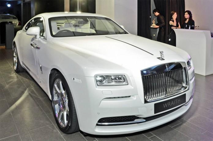 Rolls-Royce Waith