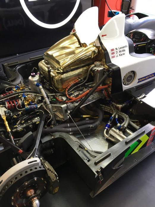 Straka LMP2 Le Mans