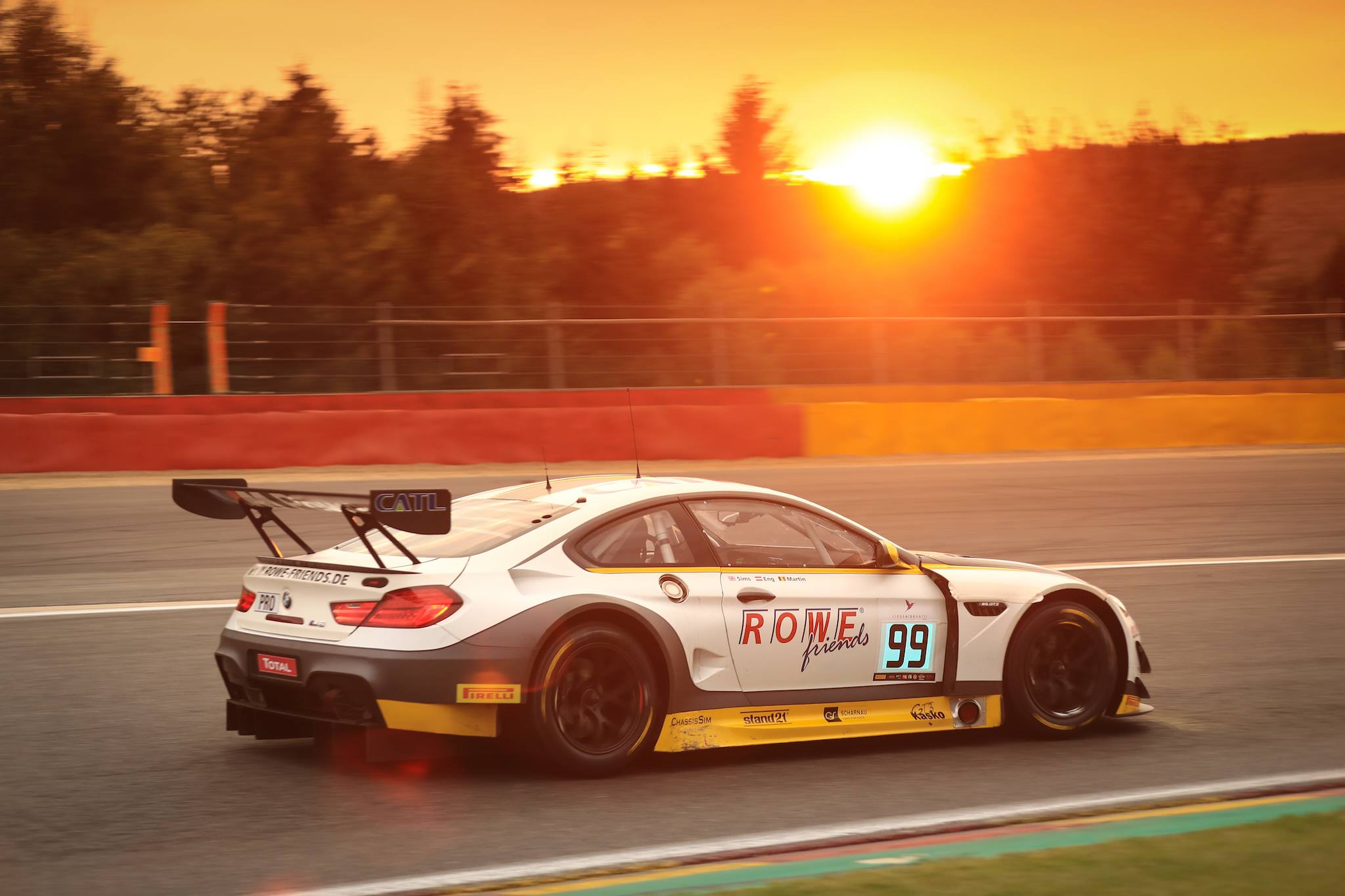 24 Hours of Spa: BMW M6 GT3 Dominates Race to Claim First Major Career Win