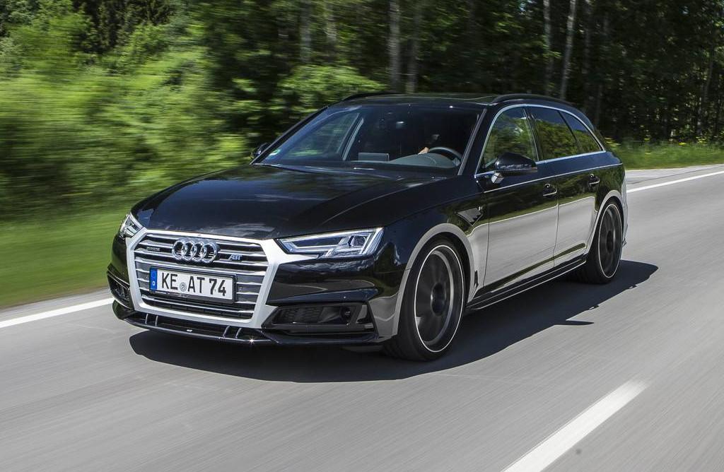 Official Abt Audi As4 Gtspirit