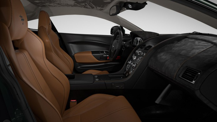 Aston Martin V12 Vantage S Spitfire 80 (2)