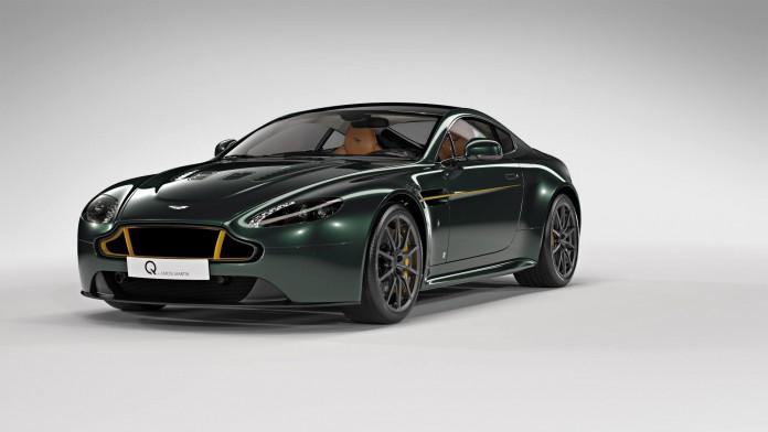 Aston Martin V12 Vantage S Spitfire 80 (3)