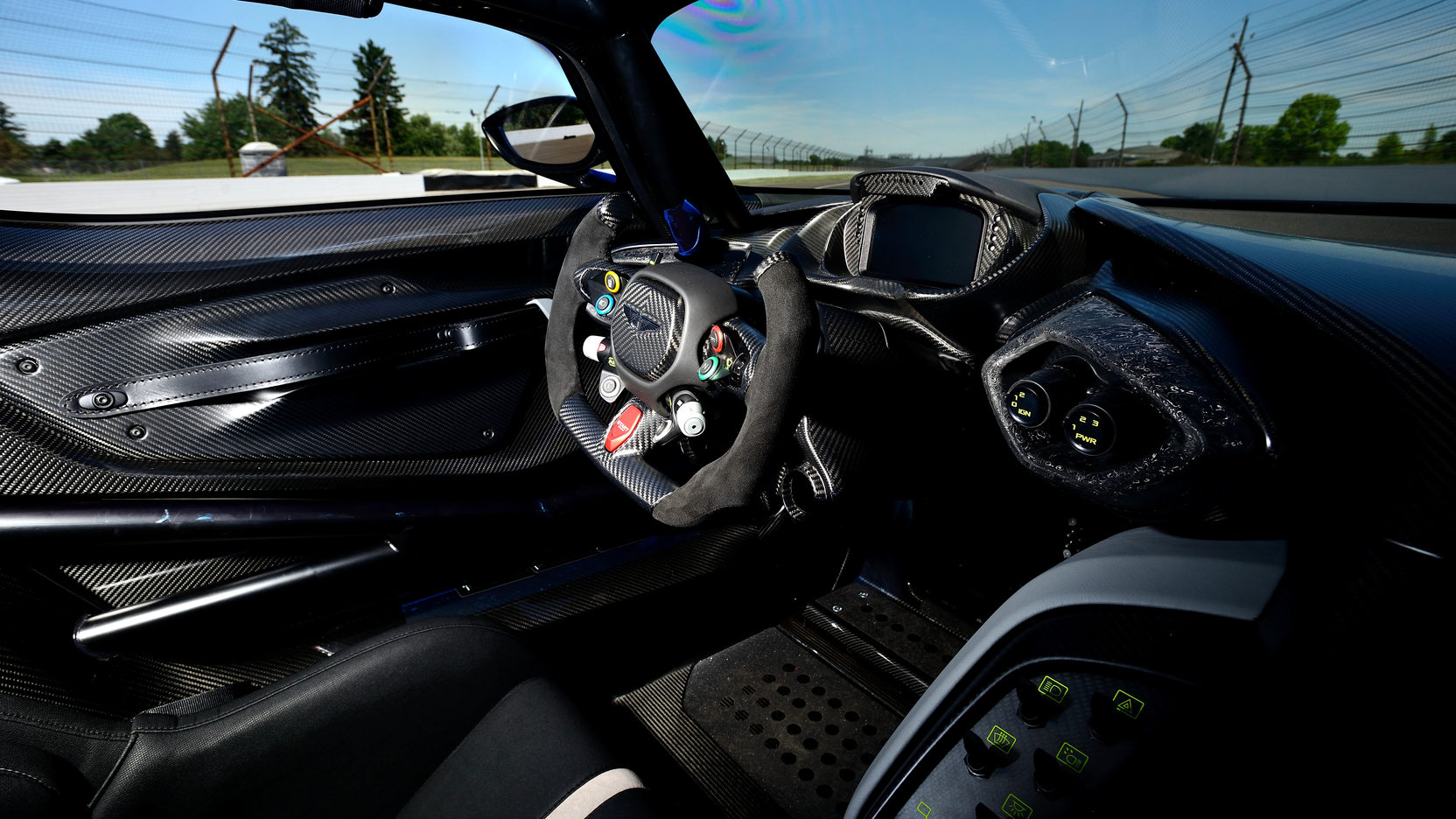 11 Of 24 Aston Martin Vulcan To Be Auctioned At Monterey