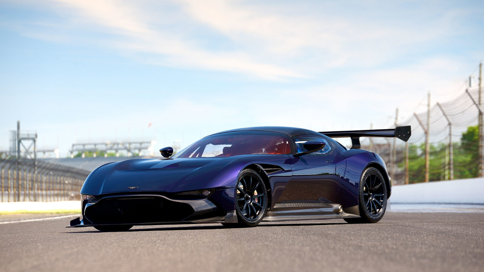 #11 of 24 Aston Martin Vulcan to be Auctioned at Monterey ...