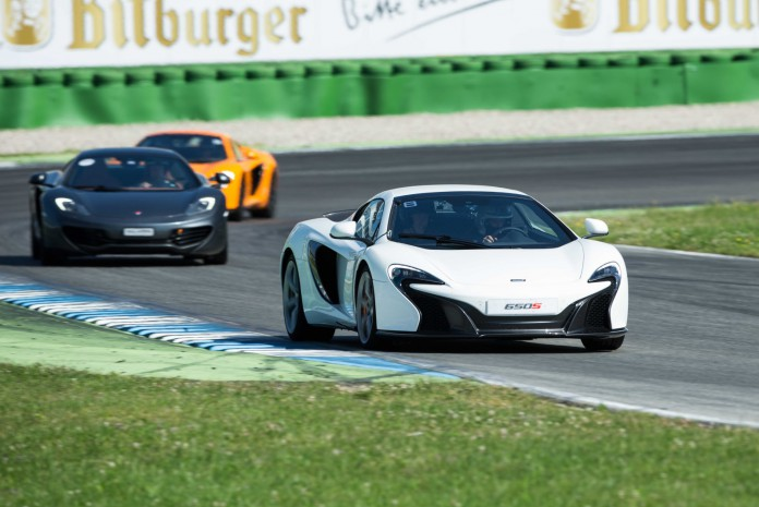 Pure McLaren Driving Experience