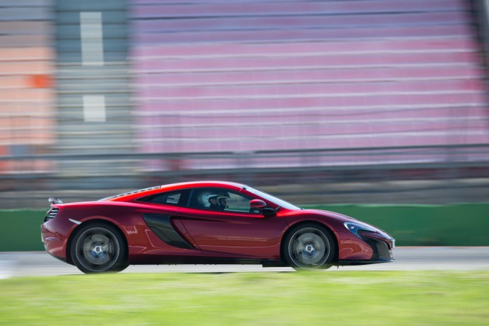 McLaren Driving Experience