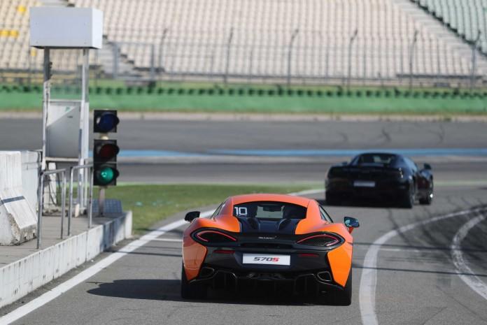 Pure McLaren Driving Experience