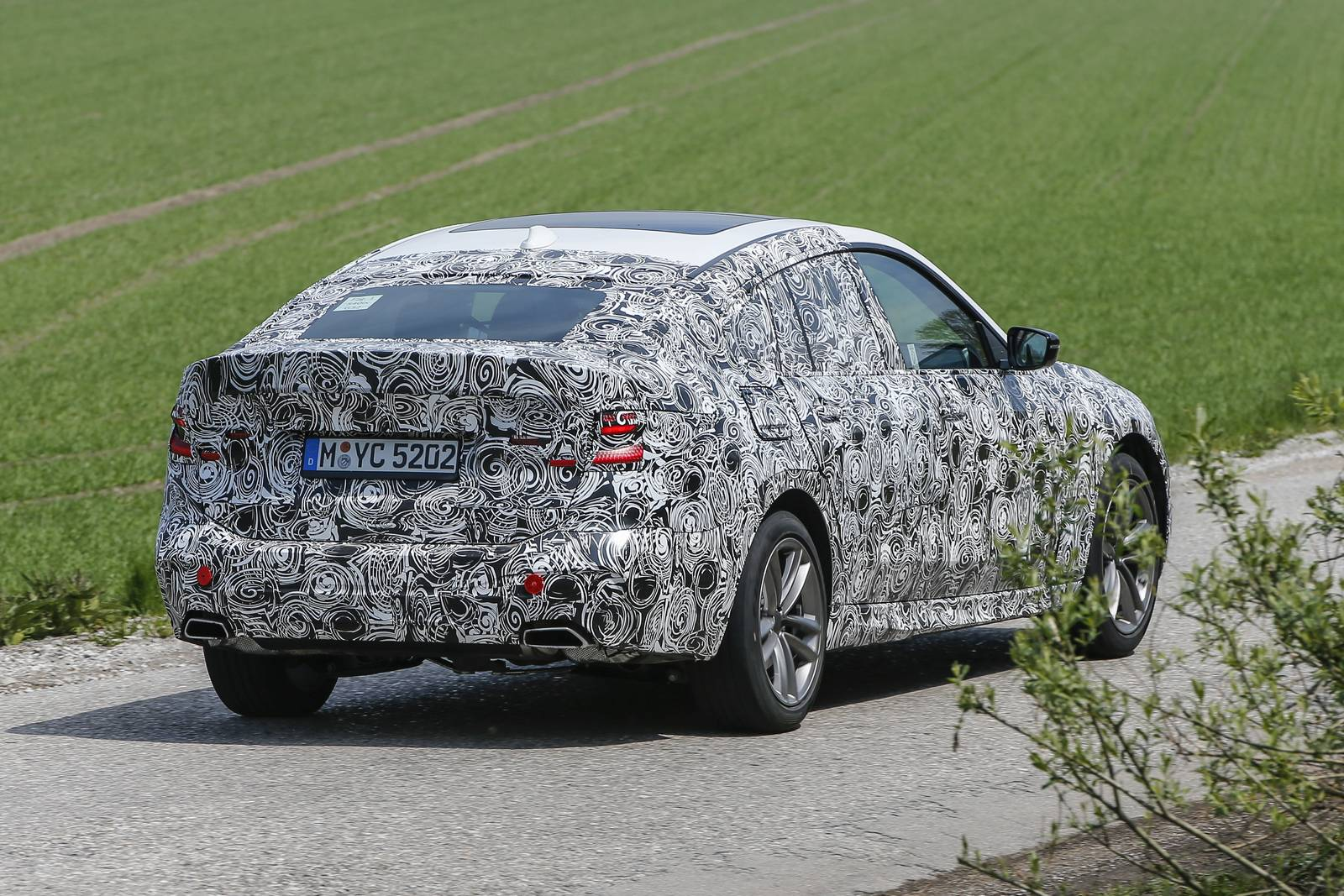 NextGen BMW 5 Series Spy Shots  M5 GT Sedan and Estate  GTspirit