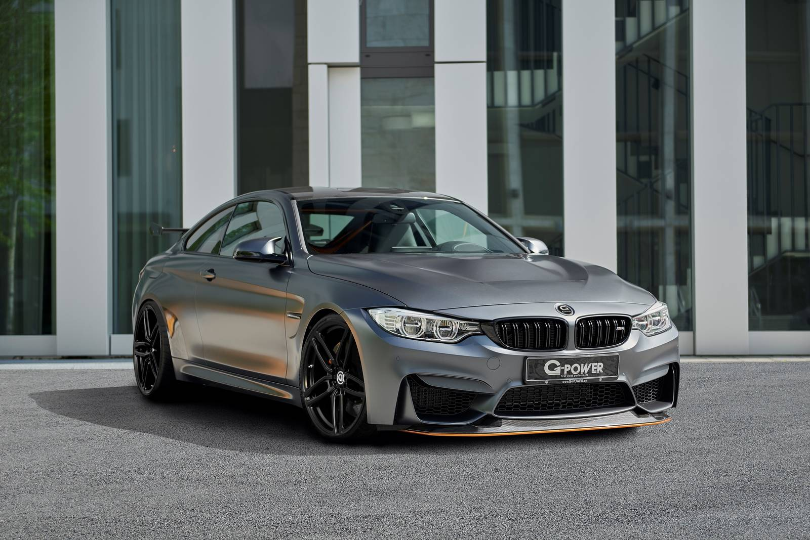 Official: 615hp G-Power BMW M4 GTS - GTspirit