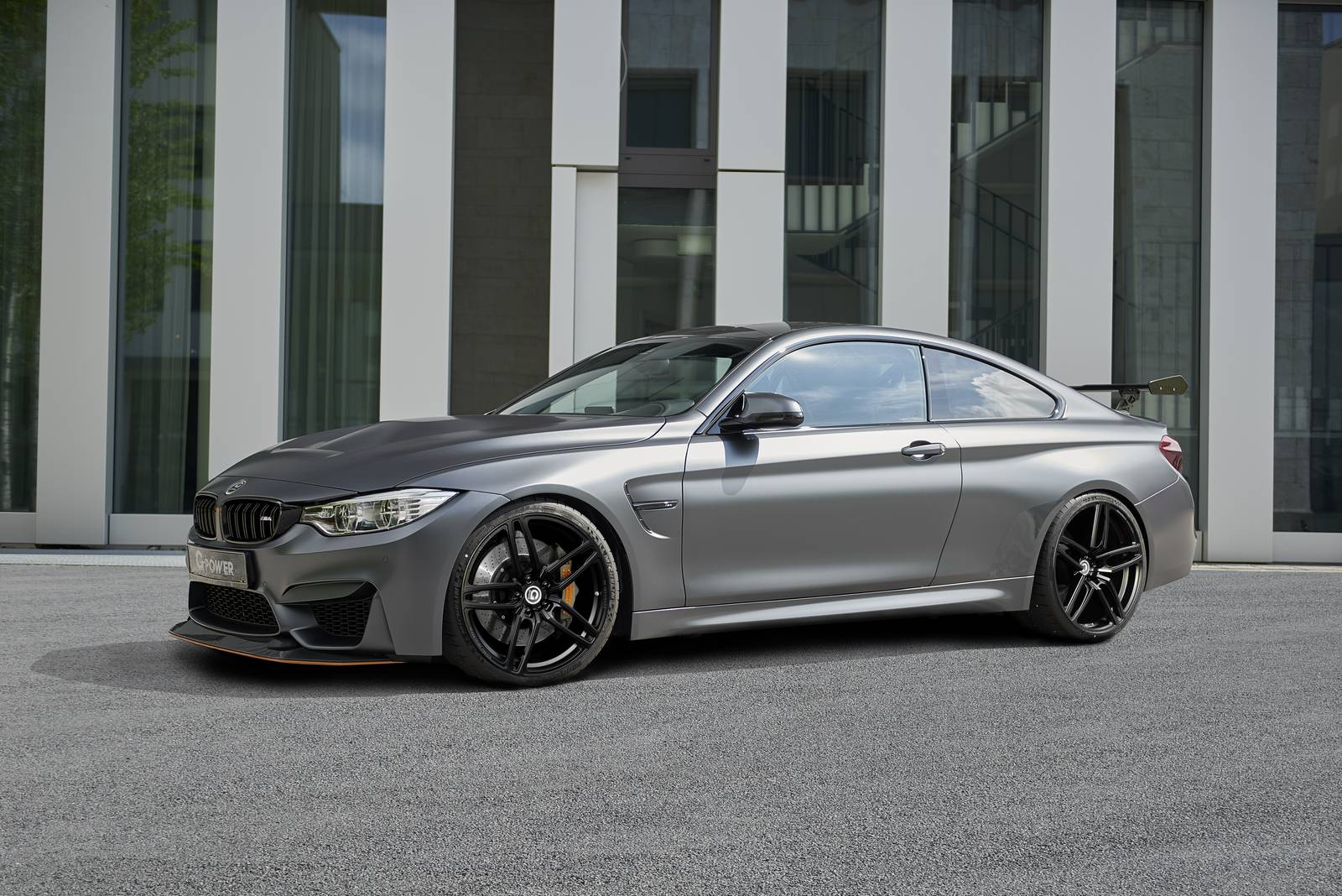 Official 615hp G Power Bmw M4 Gts Gtspirit