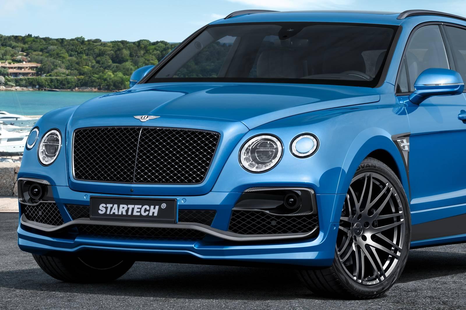 Official Startech Bentley Bentayga Gtspirit
