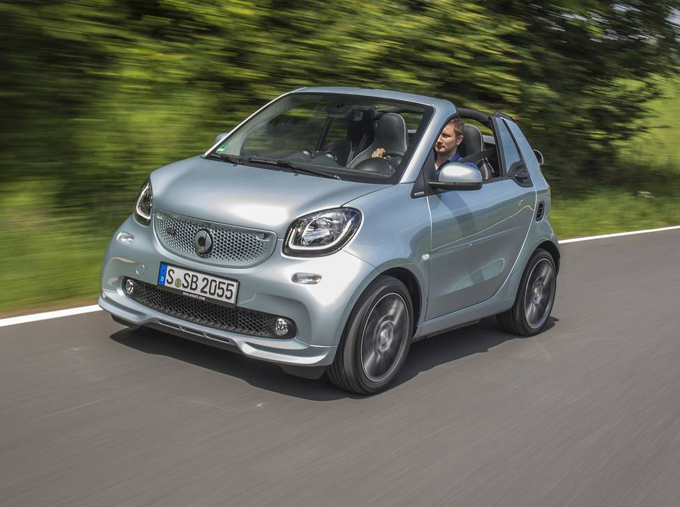 2017 Smart Brabus ForTwo Review - GTspirit