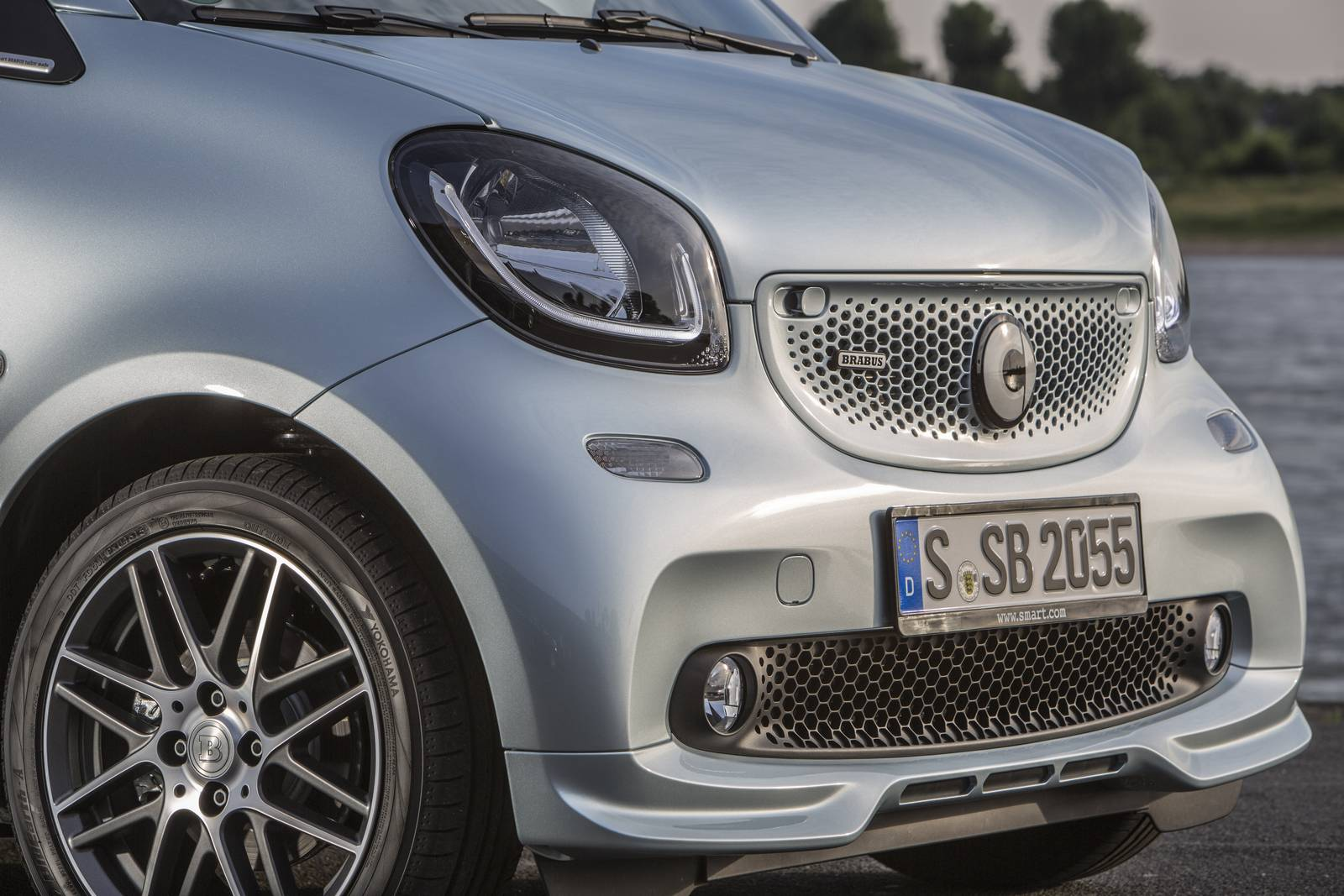 2017 smart brabus fortwo review gtspirit driving experience altavistaventures Image collections