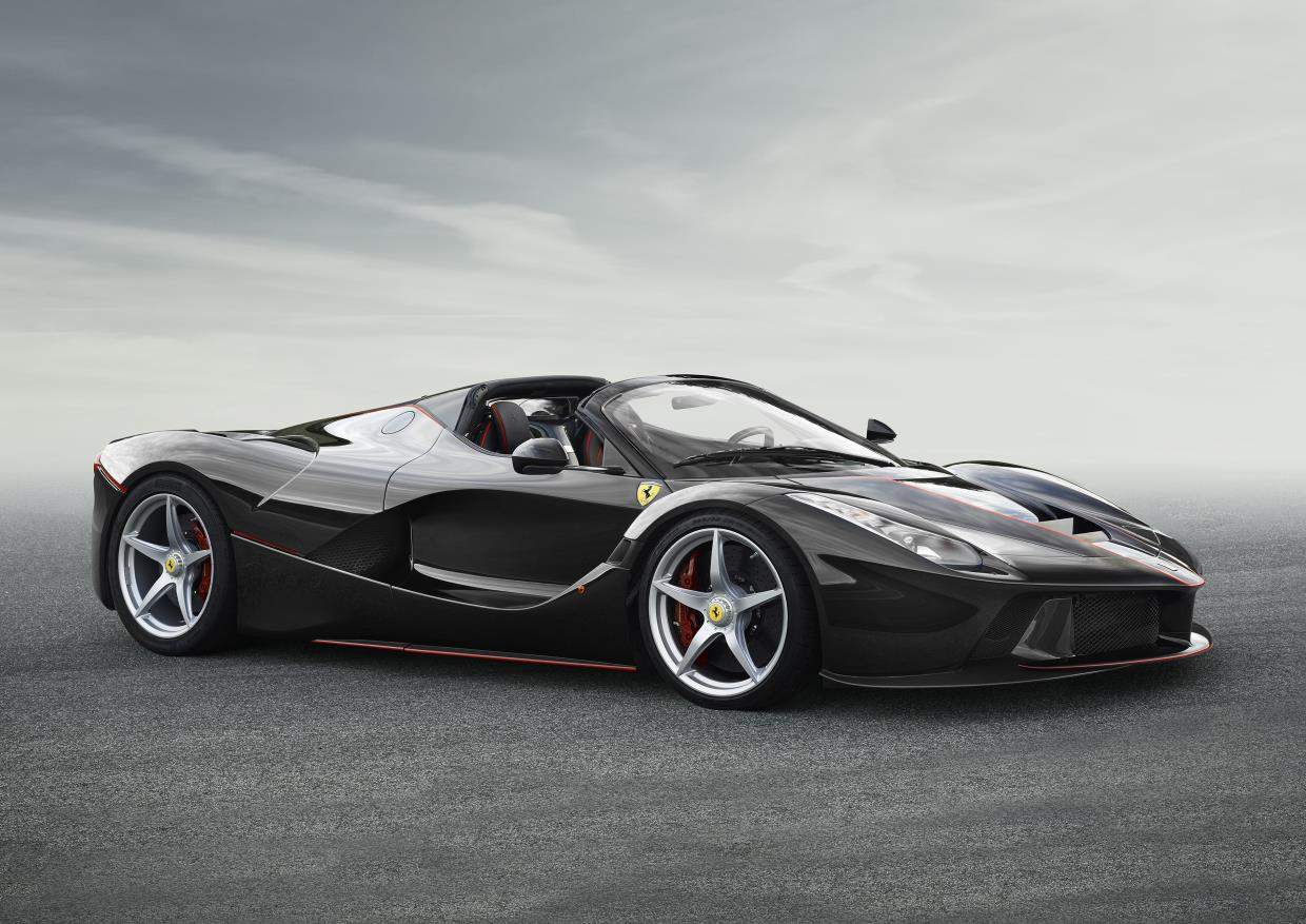 85 Year Old Collector Sues Ferrari For Denying Him