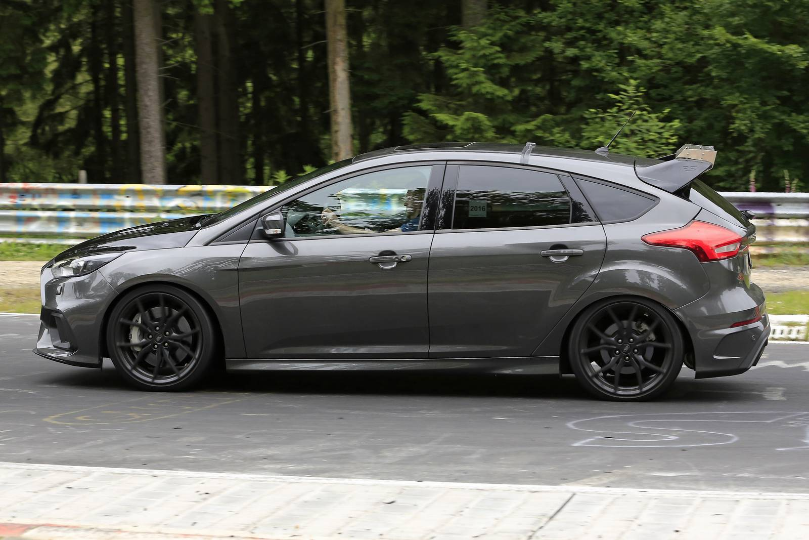 Ford Focus Rs Hp >> An Even More Hardcore Ford Focus RS500 - Latest Spy Shots - GTspirit