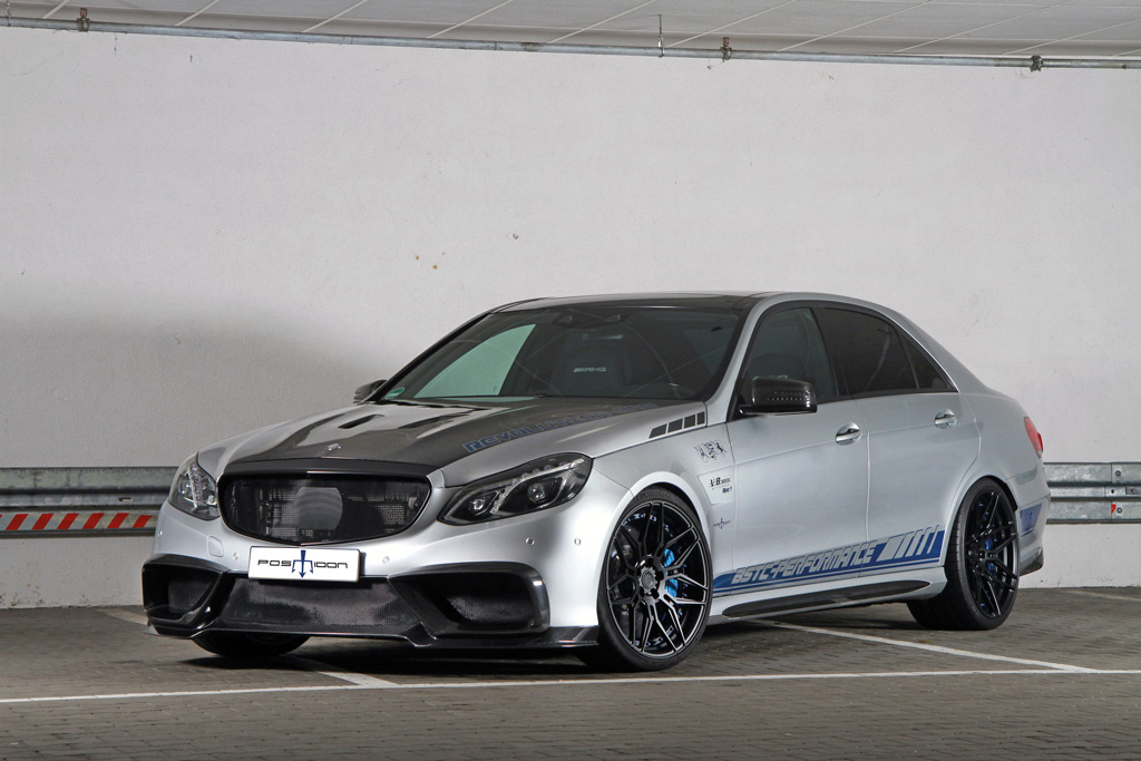1 020hp mercedes benz e63 amg by posaidon gtspirit
