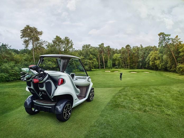 Mercedes-Benz Style Edition Garia Golf Car_10