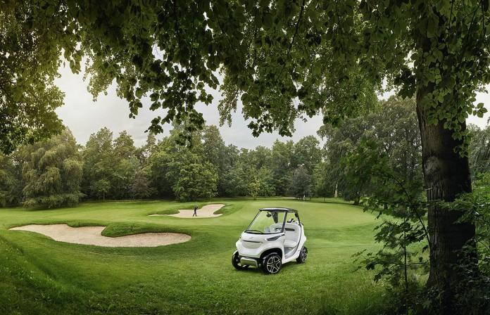 Mercedes-Benz Style Edition Garia Golf Car_11