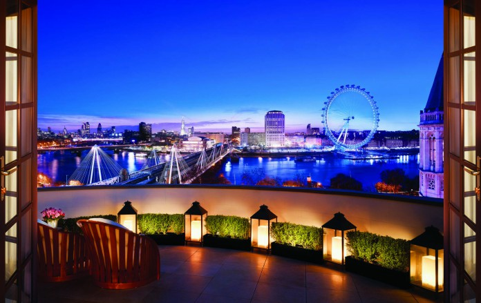Royal Penthouse Twilight Terrace Corinthia Hotel London