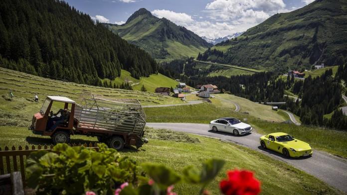 2016 Silvretta E Rallye